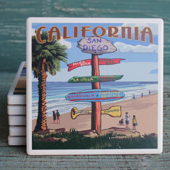 San Diego Destination Coaster