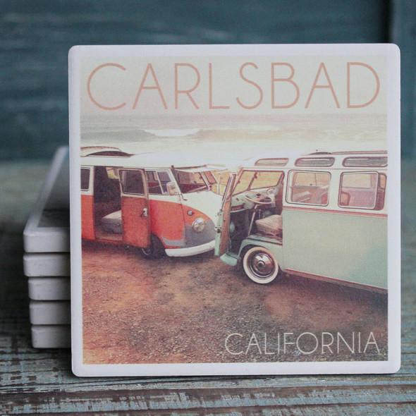 Carlsbad VW Vans Coaster