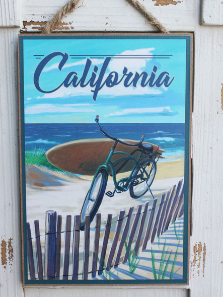 California Beach Cruiser