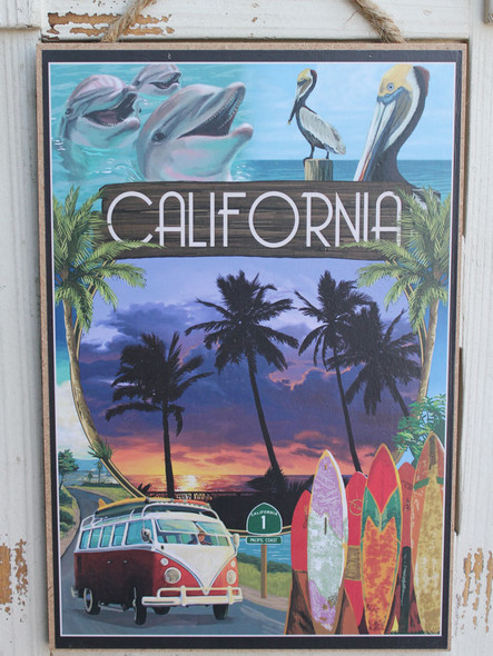 Southern California Montage