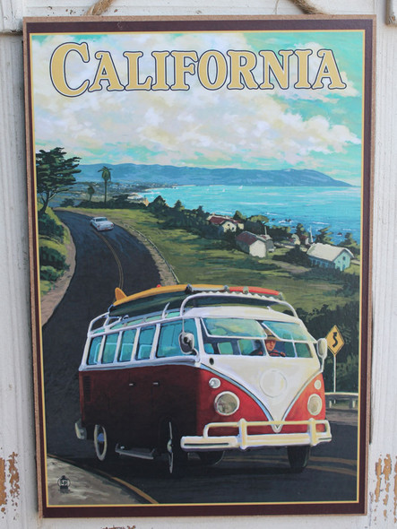 VW Van Cruise California