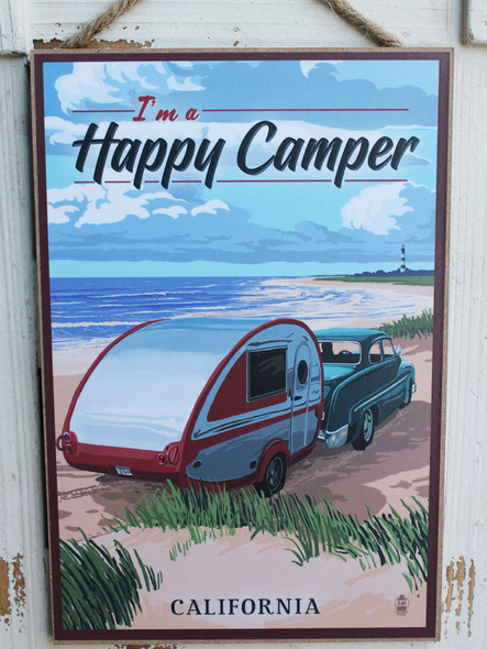 Happy Camper California