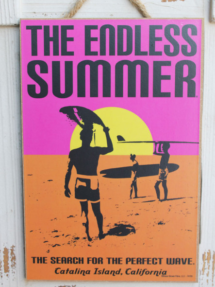 The Endless Summer - Catalina Island