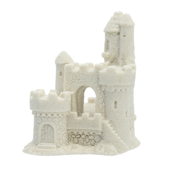 "3"" Sandcastle - White"