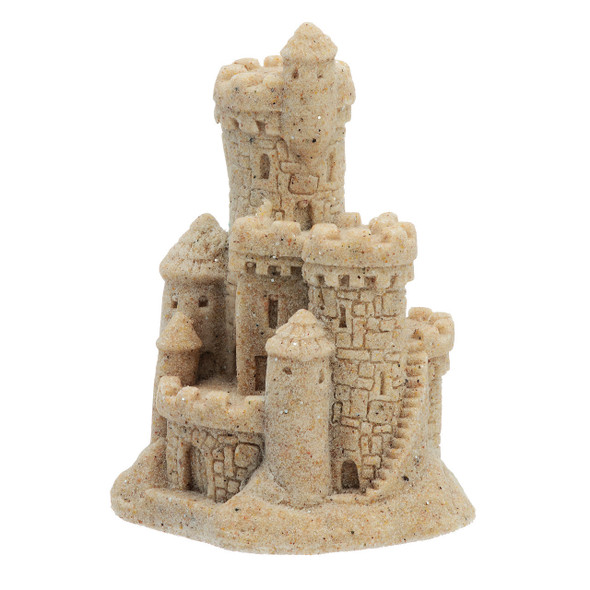 """Small 2.5"""" Sand Castle - Natural"""