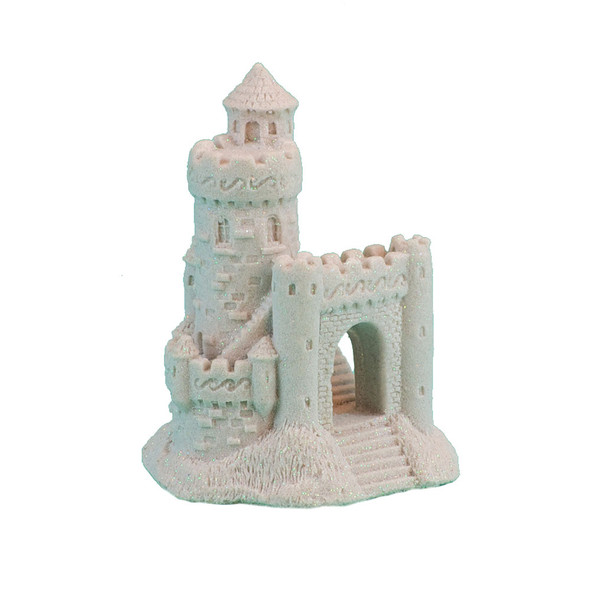 "4"" Sandcastle Figure - White"