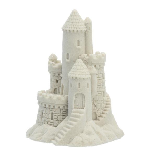 "4.5"" Sand Castle Figure - White"