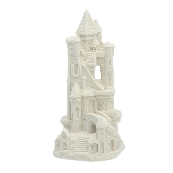 """7"""" Tall Sandcastle - White"""