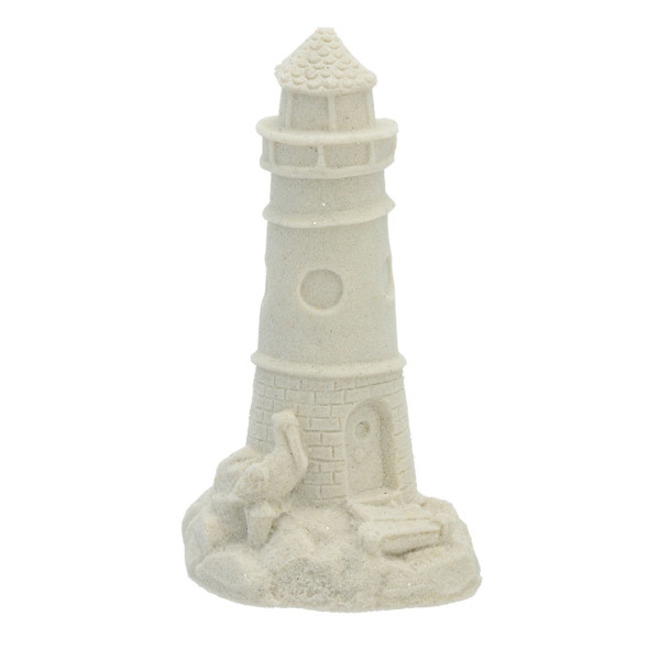 Mini Sand Lighthouse Figurine