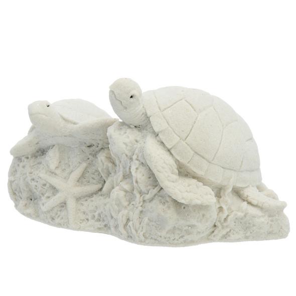 Mom & Baby Sand Sea Turtle