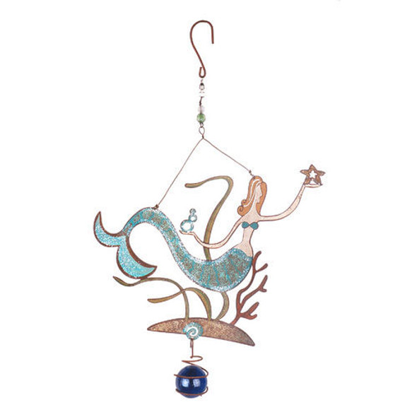 Mermaid Garden Spinner