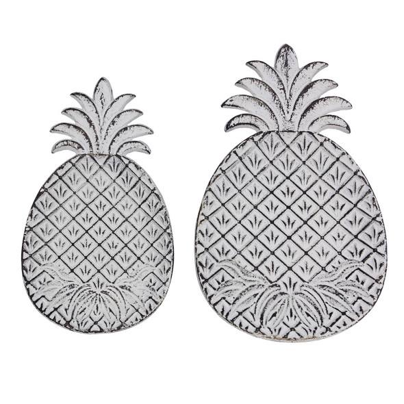 Cast Iron Pineapple DIshes