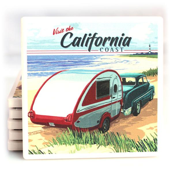 Visit the California Coast Coaster