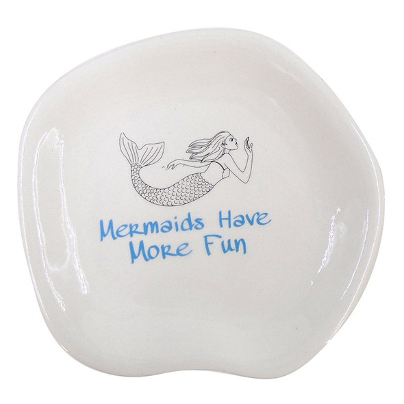 Mermaids Have More Fun Dish