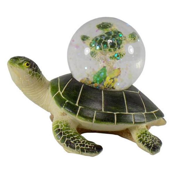 Sea Turtle with Sea Turtle Water Ball