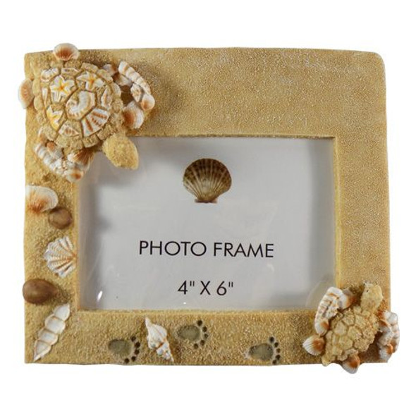 Sand Sea Turtles Picture Frame