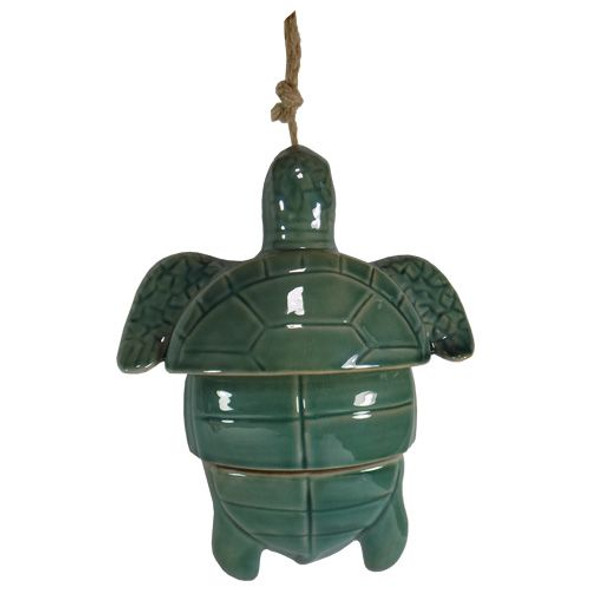 Porcelain Turtle Chime