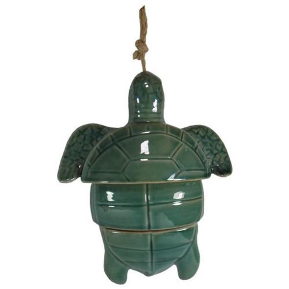 Porcelain Turtle Chime