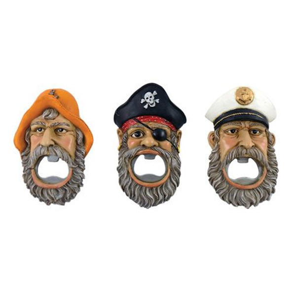 Sailor Bottle Opener Magnets