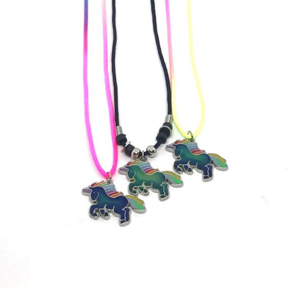 Unicorn Mood Necklace