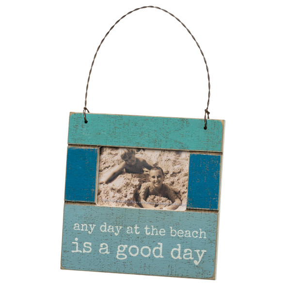 Any day at the beach is a good day Mini Frame