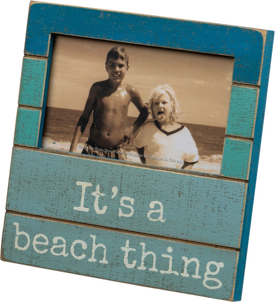 It's a Beach Thing Frame