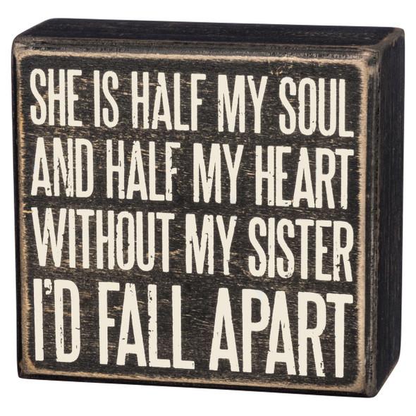 Half My Soul, Half My Heart