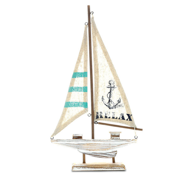 Aquarius Sail Boat