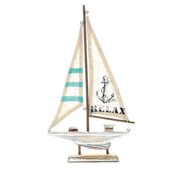 Aquarius Sail Boat