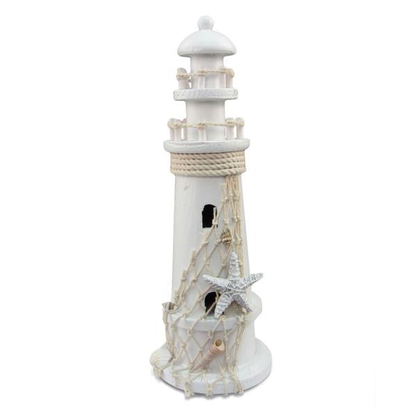 All White Light House