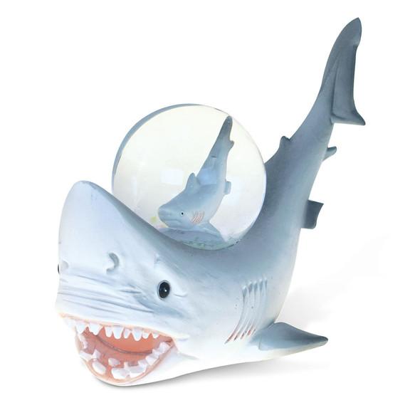 Shark Snow Globe