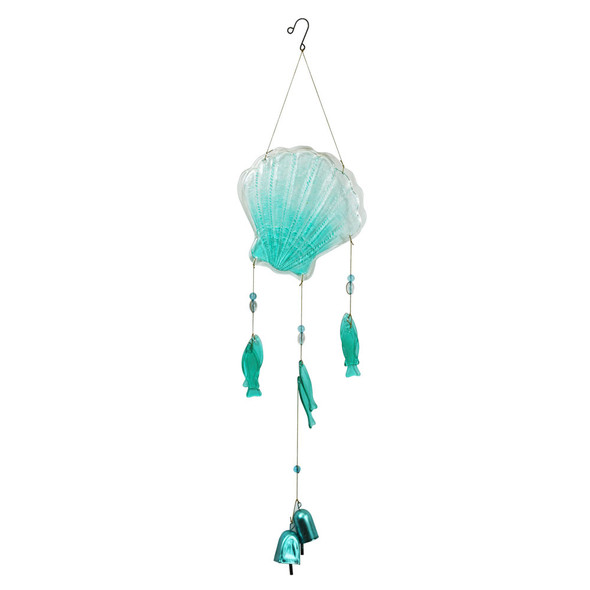 Seashell Glass Chime