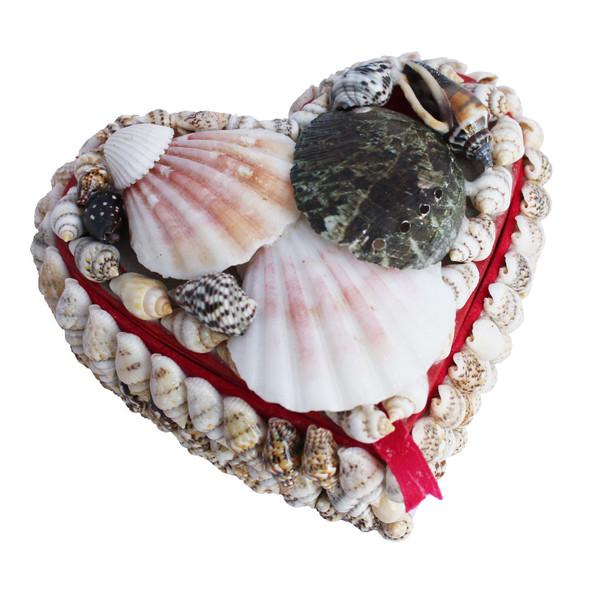 Heart Shell Box