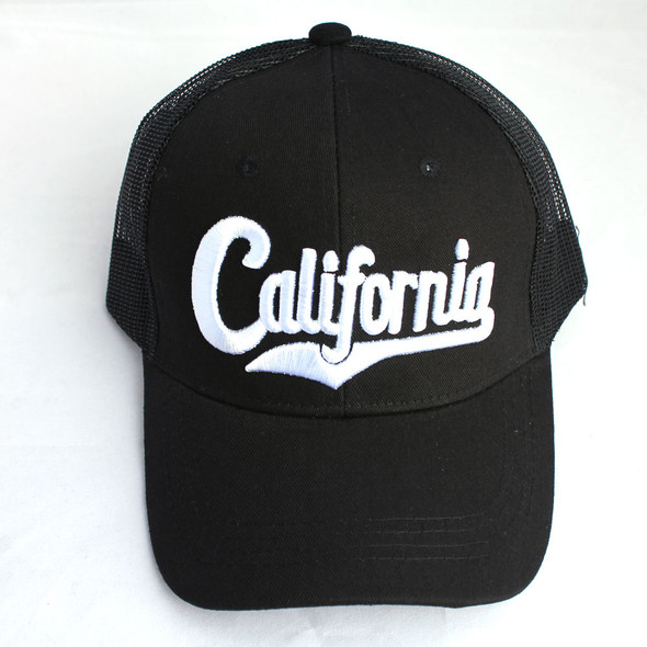 Black California Hat