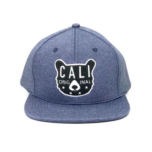 Cali Original Bear Hat - Blue