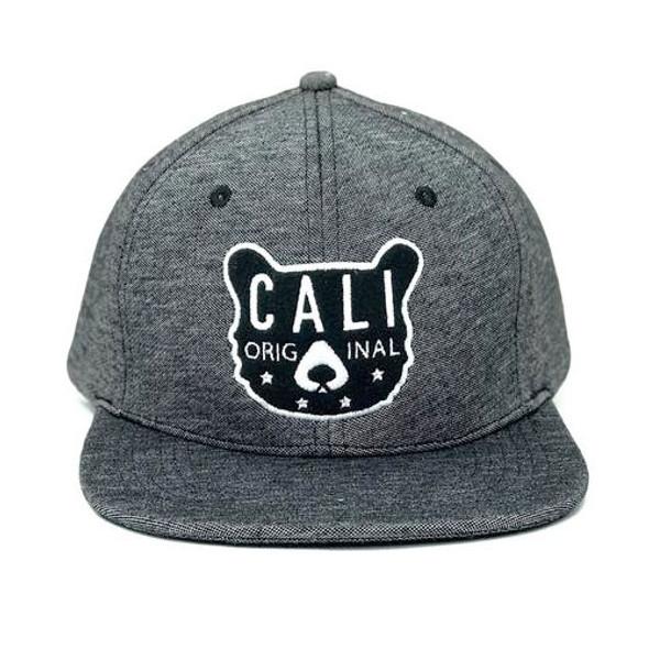 Black Cali Original Bear hat