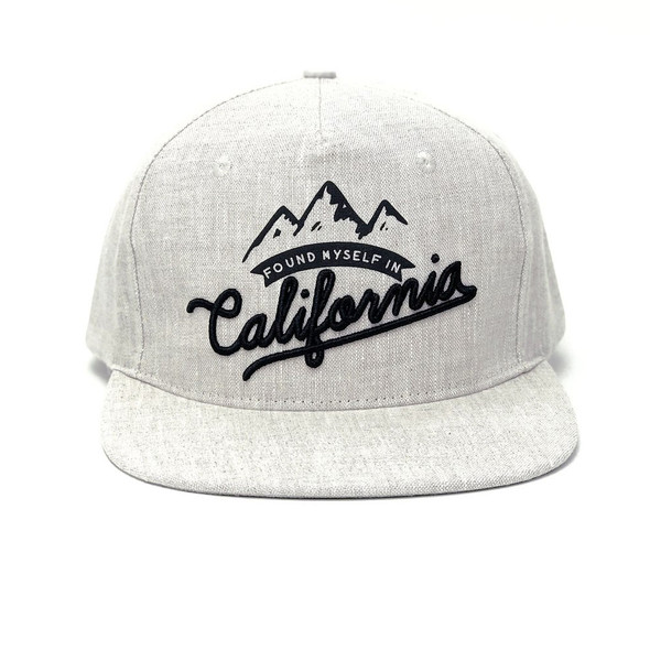 Found Myself California Ivory Hat