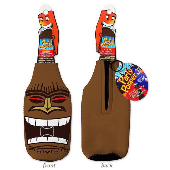 Tiki Party Popper
