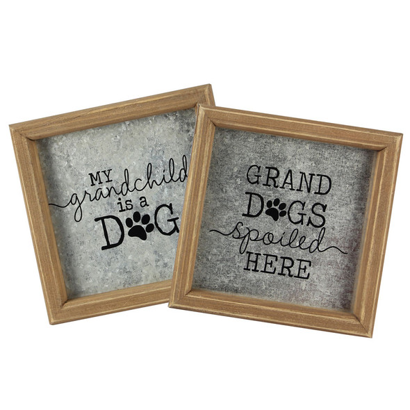Grand Dog Signs