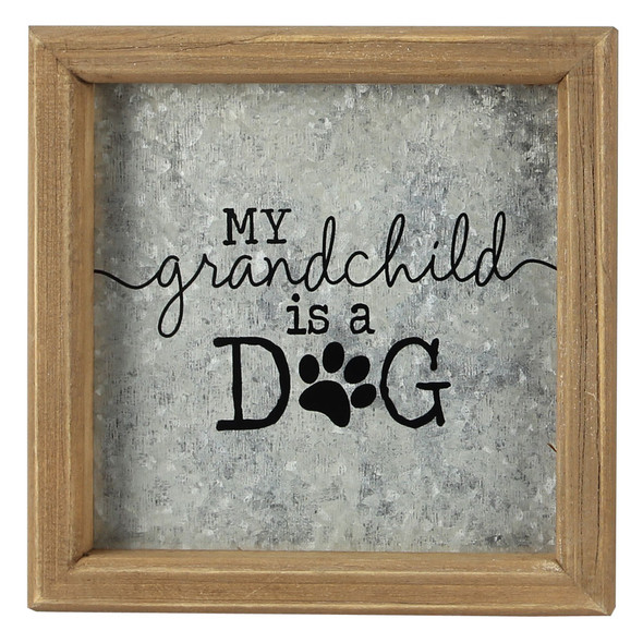 My Grandchild is a Dog