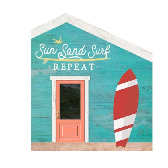 Sun Sand Surf Repeat House