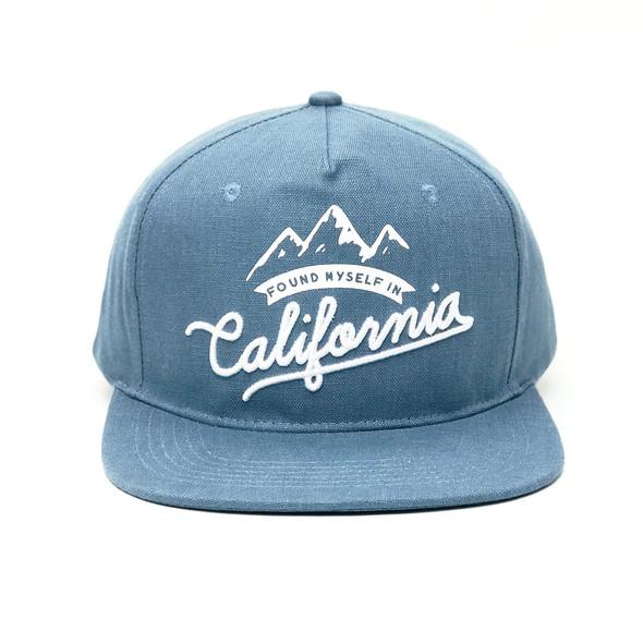 Found Myself in California Hat
