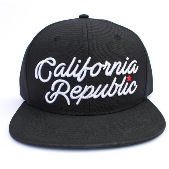 California Republic Black Hat