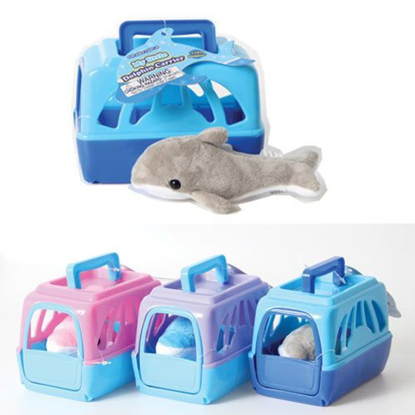 Dolphin Pet Carrier