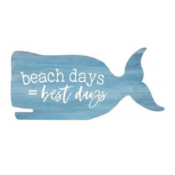 Beach Days = Best Days