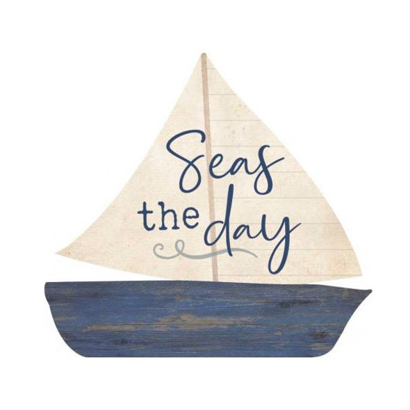 Seas the Day Sailboat