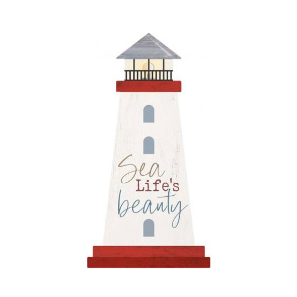 Sea Life's Beauty Lighthouse
