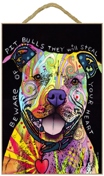Beware of Pitbulls