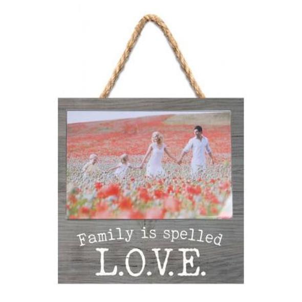 Family is Spelled LOVE