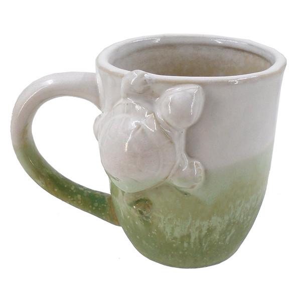 Sea Turtle Stoneware Mug